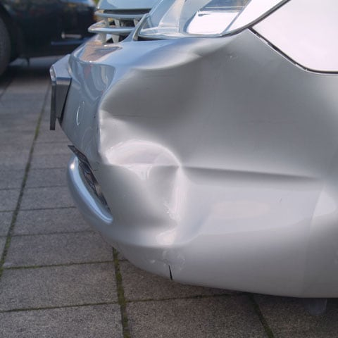 Dent Repair Services, including Paintless dent repair